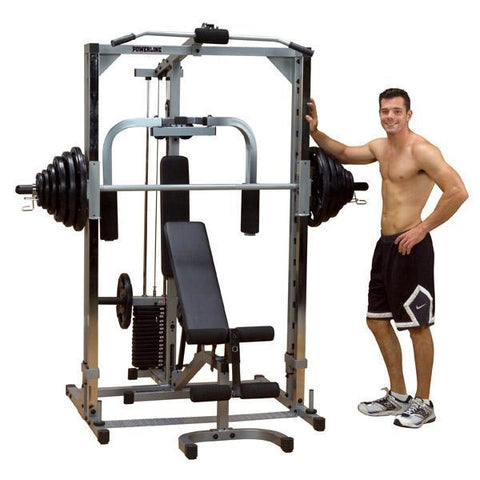 Powerline Smith Machine System #PSM1442XS - Smith Machines