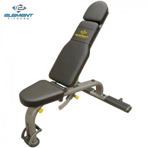 Element Fitness Commercial FID Bench #E3565 - Benches