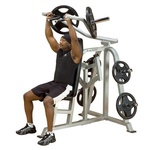 Body-Solid Leverage Shoulder Press #LVSP - Body Solid Leverage