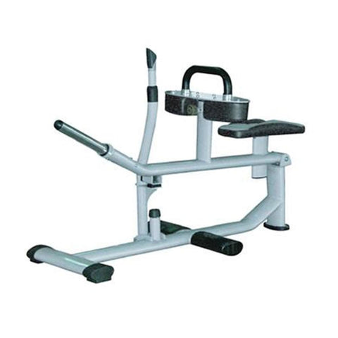 SportsArt A981 Plate Loaded Seated Calf Raise - Lower Body