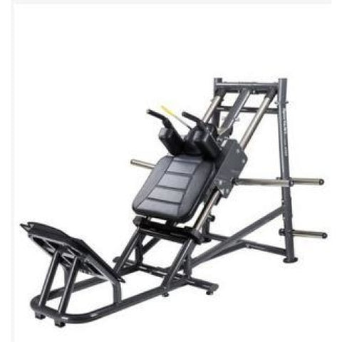 SportsArt A989 Plate Loaded Hack Squat - SportsArt Plate Loaded