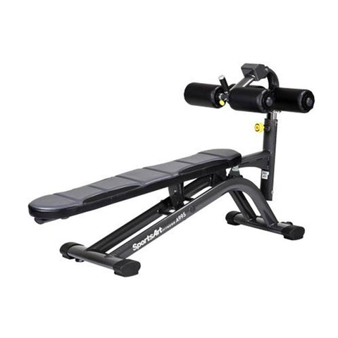 SportsArt A995 Crunch Bench - SportsArt Free Weight Series