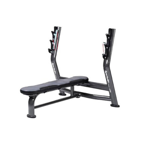 SportsArt A996 Free Weight Series Olympic Flat Bench - SportsArt Free Weight Series