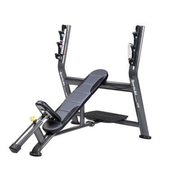 SportsArt A998 Olympic Incline Bench - SportsArt Free Weight Series