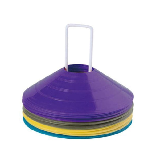 Spirit Agility Cone Set #T005003 - Agility Ladders & Cones