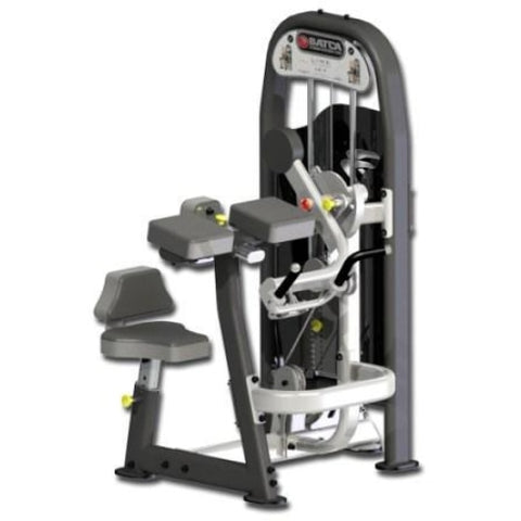 Batca LD-7 Seated Bicep Curl/Tricep Extension - Batca Link Dual Function Series