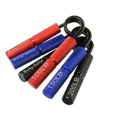 Body-Solid Grip Trainer #BSTGT - Grip Strength / Forearm Training