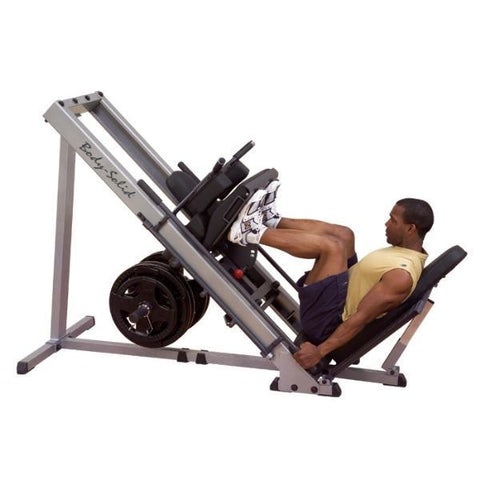 Body-Solid Leg Press/ Hack Squat Machine #GLPH1100 - Lower Body
