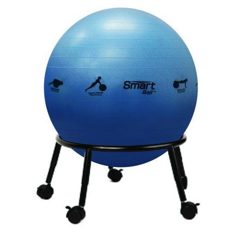 Prism Ball Chair Frame - PT Balance & Stability