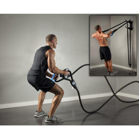Abs Company Battle Rope ST System #BRSTSystem - Battle Ropes