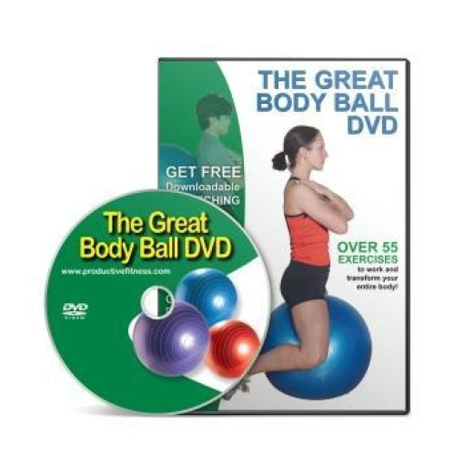 The Great Body Ball DVD - Handbooks Posters & DVDs