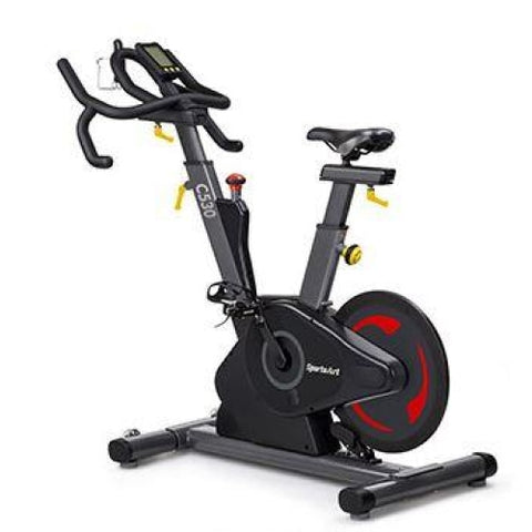 SportsArt C530 Indoor Cycle - Spin Style Indoor Bikes