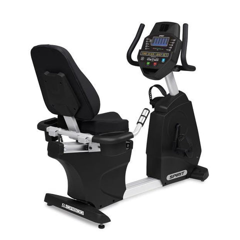 Spirit CR800 Recumbent Bike - Recumbent Bikes