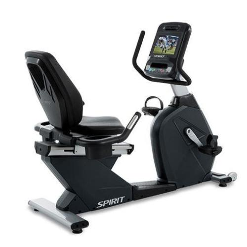 Spirit CR900ENT Recumbent Bike - Commercial Recumbent Bikes