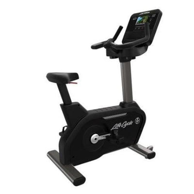 Life Fitness Club Series+ Upright Bike - Upright Bikes