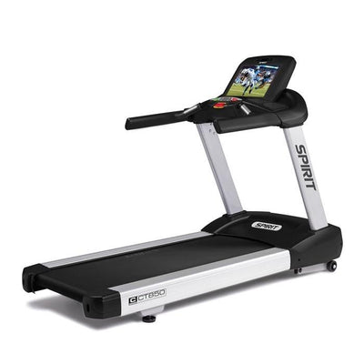 Spirit CT850ENT Treadmill - Commercial Treadmills