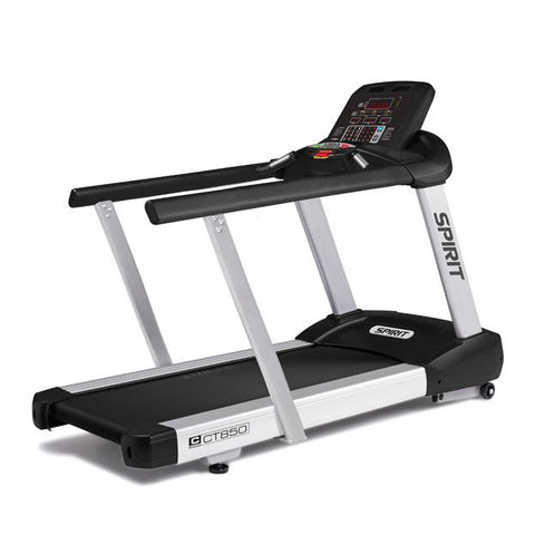 Spirit CT850 Treadmill WITH MEDICAL RAILS - Commercial Treadmills