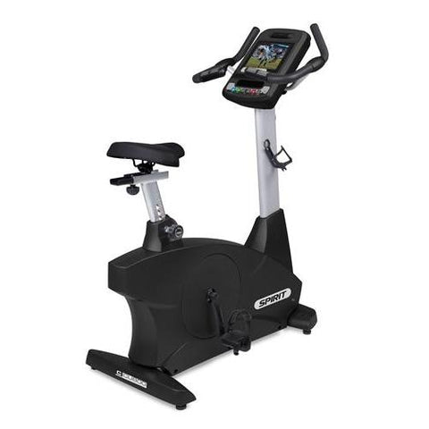 Spirit CU800ENT Upright Bike - Upright Bikes