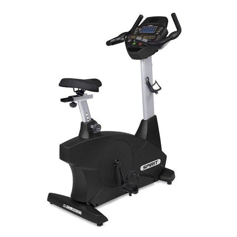 Spirit CU800 Upright Bike - Upright Bikes