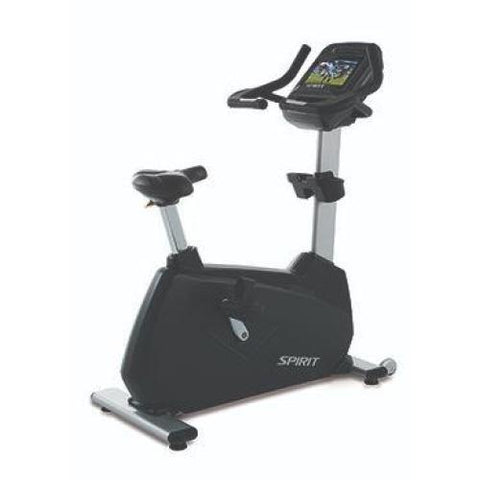 Spirit CU900ENT Upright Bike - Commercial Upright Bikes
