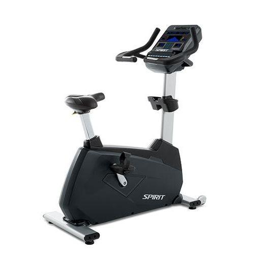 Spirit CU900 Upright Bike - Commercial Upright Bikes