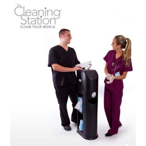 Cleaning Station All-In-One Sanitizing System - Cleaning Products