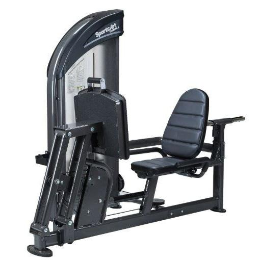 Sports Art DF201 Leg Press/Calf Extension - SportsArt Dual Function