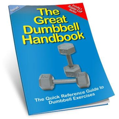 The Great Dumbbell Handbook - Handbooks Posters & DVDs
