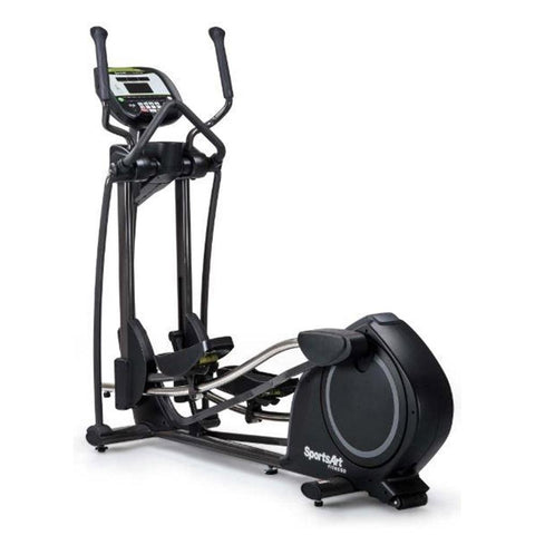 SportsArt E840 Elliptical *ELECTRONIC STRIDE ADJUST* - Commercial Ellipticals