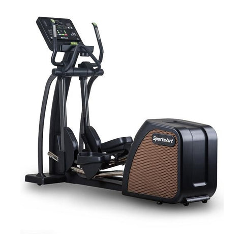 SportsArt E876 Elliptical - Commercial Ellipticals