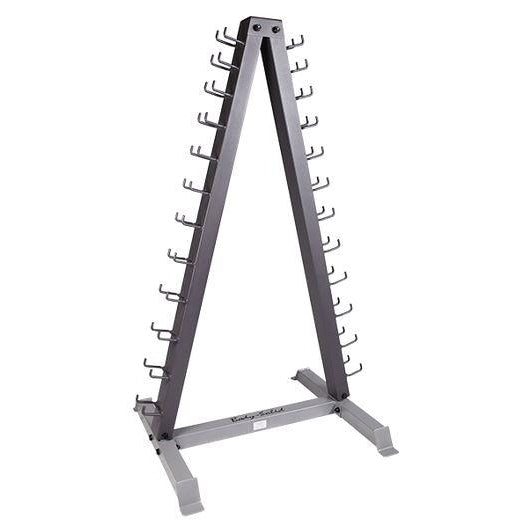 Body-Solid 12 Pair Vertical Dumbbell Rack