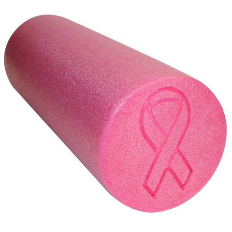 GoFit Pink Ribbon Foam Roll