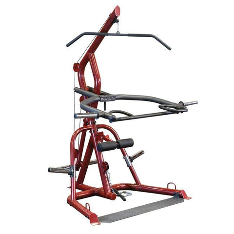 Body-Solid Corner Leverage Gym GLGS100 - Home Gyms