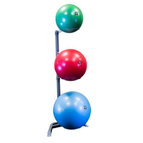 Body-Solid Stability Ball Storage Rack GSR10 - Yoga & Pilates