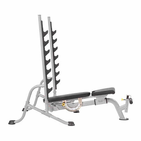 Hoist 7 Position F.I.D. Olympic Bench HF-5170