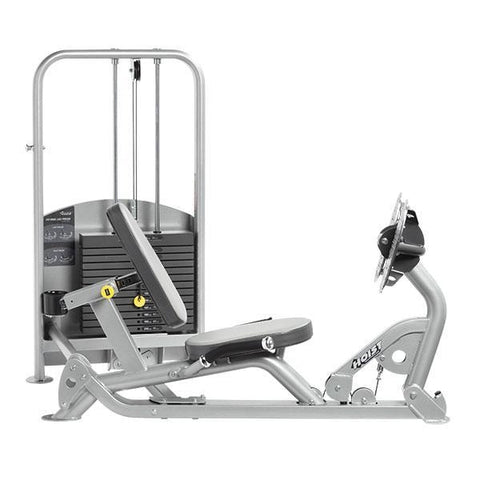 Pre-owned Hoist Freestanding Stationary Leg Press with Ride Leg Press