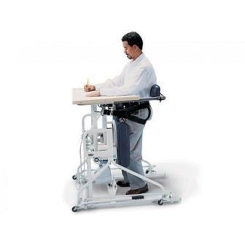 Hausmann Hi-Lo Stand-In Table with Electric Patient Lift #6180 - Tables
