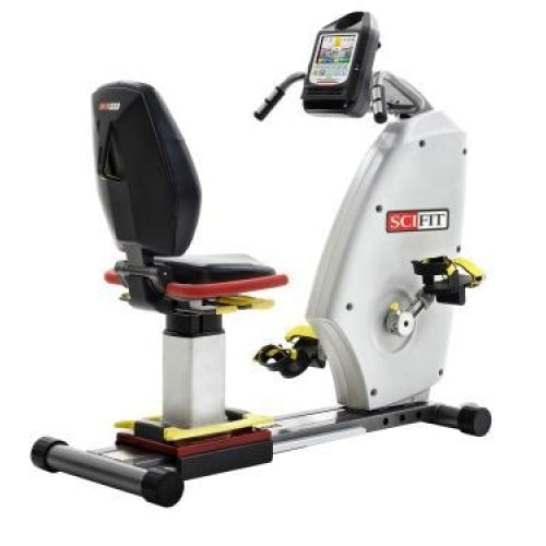 SciFit Inclusive Fitness Bi-directional Recumbent Bike - Commercial Recumbent Bikes