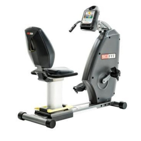 SciFit ISO1000R Recumbent Bike Standard Seat - Commercial Recumbent Bikes