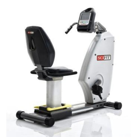 SciFit ISO7000R Recumbent Bike Standard Seat - Commercial Recumbent Bikes