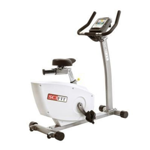 SciFit ISO7000 Upright Bike Bi-Directional Resistance - Upright Bikes