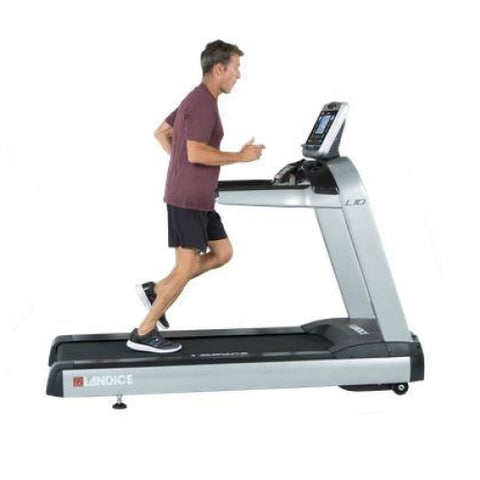 Landice L10 CLUB Pro Sports Treadmill - Commercial Treadmills