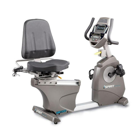 Spirit MR100 Medical Recumbent Ergometer Bike - Commercial Recumbent Bikes
