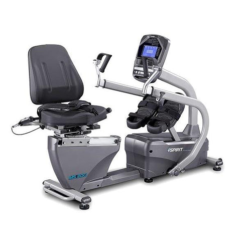 Spirit MS300 Medical Recumbent Total Body Stepper - Commercial Stair Climbers