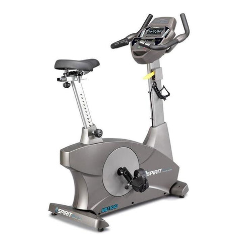 Spirit MU100 Medical Upright Ergometer Bike - Upright Bikes