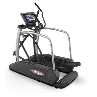 Landice E9 Elliptical Trainer - Commercial Ellipticals