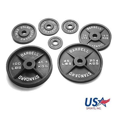 USA Sports Olympic Weight Plates - Olympic Plates