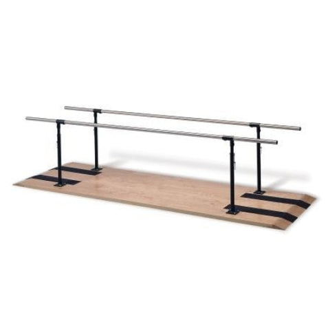 Hausmann Height Adjustable Parallel Bars #1300 - Parallel Bars
