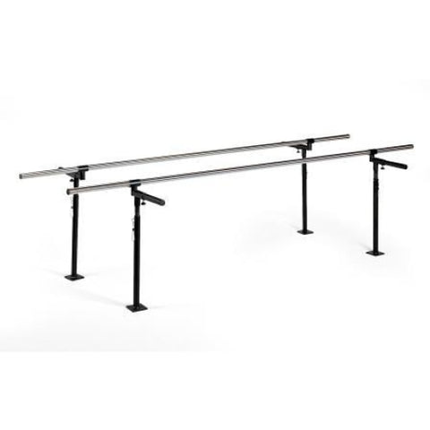 Hausmann Floor Mounted Parallel Bars #1340 - Parallel Bars