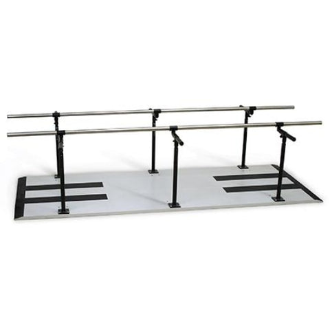 Hausmann Bariatric Adjustable Parallel Bars #1386 - Parallel Bars